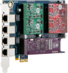 Tarjeta analoga  4 puertos /TDM800